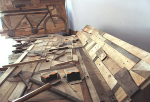 Laboratorio Linfa: l'impresa artigiana che recupera il legno usato
