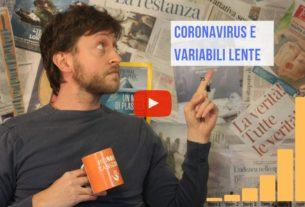 Coronavirus, variabili lente e antibiotico-resistenza – Io Non Mi Rassegno #65