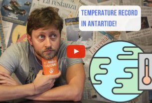 temperature record in Antartide – Io Non Mi Rassegno #74