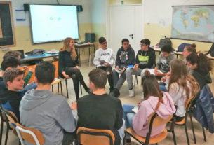 Una giornalista in classe: nelle scuole per portare il cambiamento