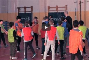 Il basket (e non solo) per i bambini di Ostia: i quartieri difficili ripartono dallo sport!