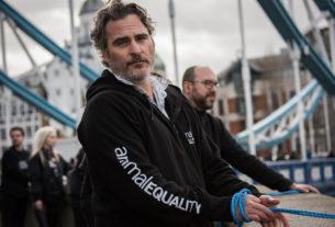 Oscar 2020, l'impegno di Joaquin Phoenix per animali e ambiente non si ferma qui