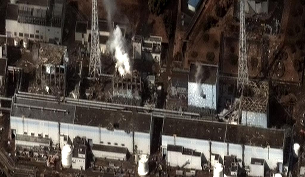 1024px Fukushima I by Digital Globe