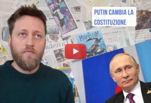 La mossa di Putin per restare al potere – Io Non Mi Rassegno #93