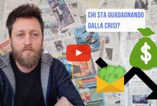 Chi sta guadagnando dalla crisi? – Io Non Mi Rassegno #106