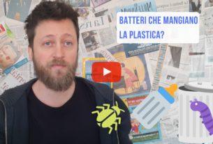 Di bioregioni Ue e batteri che mangiano la plastica – Io Non Mi Rassegno #107