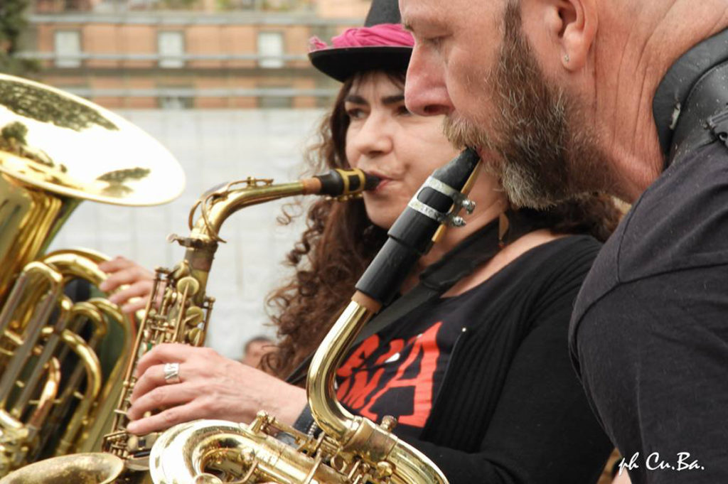 Flashmob Sonoro1