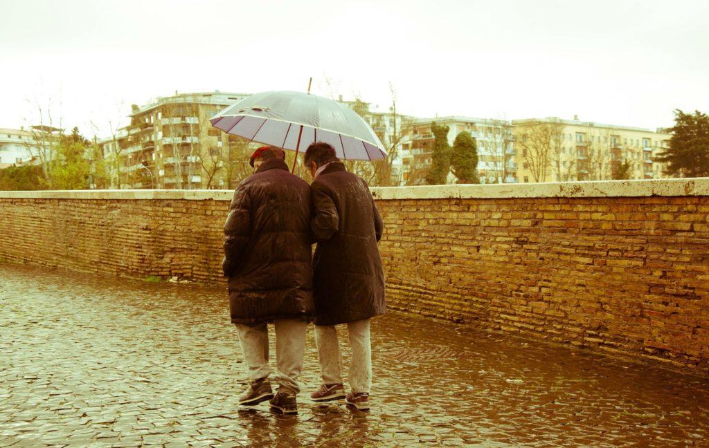 anziani solitudine