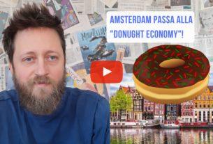 """La """"ciambella"""" di Amsterdam e il sesso fra panda – Io Non Mi Rassegno #114"""