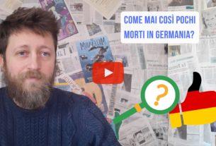 Il misterioso caso del coronavirus in Germania – Io Non Mi Rassegno #120