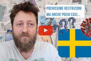 Perché in Svezia ci si ammala così poco di coronavirus? – Io Non Mi Rassegno #128