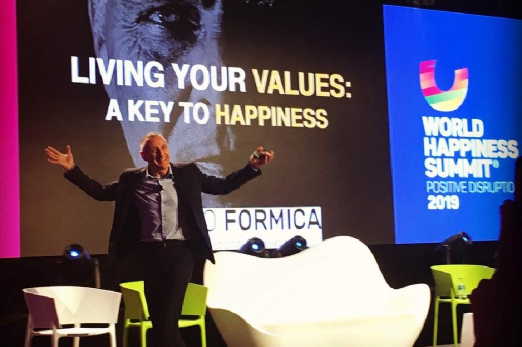sandro formica world happiness summit