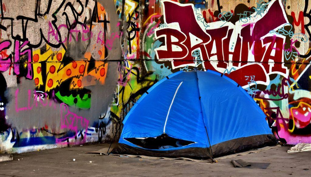 senzatetto 2