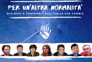Per un'altra normalità: l'evento live di Italia che Cambia! GUARDA IL VIDEO!