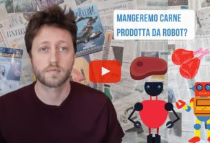 Il consumo di carne e l'avanzata dei robot – Io Non Mi Rassegno #135