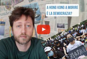 Hong Kong fra virus e dissenso – Io Non Mi Rassegno #139
