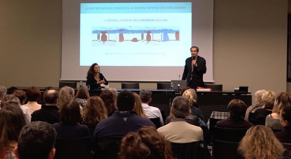 Cristina Cuomo e Patrick Véret