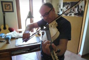 Antonio Scaglione: il liutaio calabrese che costruisce strumenti pregiati