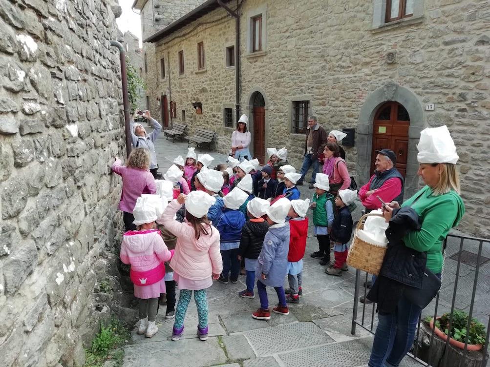 cooperativa Oros bambini