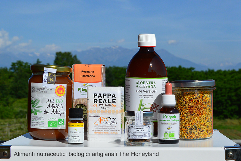 3 alimenti nutraceutici biologici thehoneyland 1