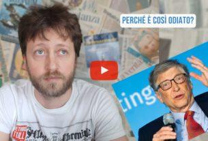 Da dove originano le teorie su Bill Gates? – Io Non Mi Rassegno #154