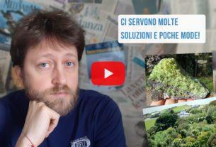Dall'olivina alle miniforeste: mode o soluzioni? – Io Non Mi Rassegno #159