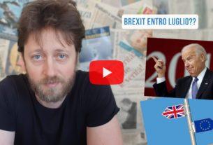Brexit e vicepresidente Usa: a che punto siamo? – Io Non Mi Rassegno #163