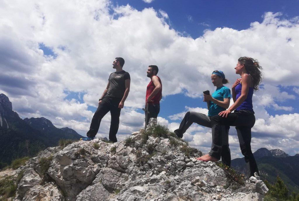 Tourists for future sostenibilità in natura R. Pertoldi per Stefania Gentili