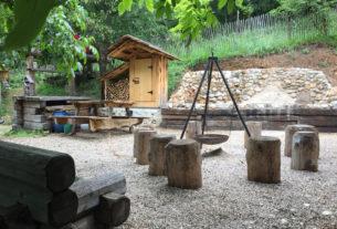 La Fattoria del Legno: un bosco didattico dove sperimentare una nuova vita