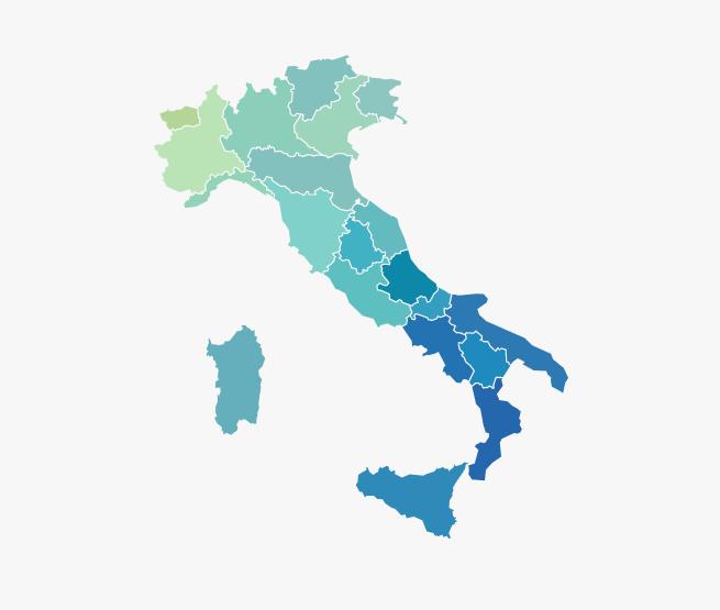 mappa aziende e iniziative sostenibili di Italia che Cambia