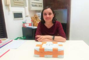 Valentina, la custode di condominio che promuove riciclo creativo e buone pratiche