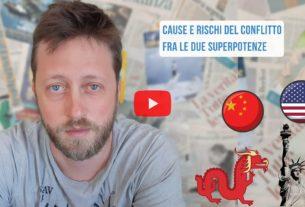 Stati Uniti e Cina, è nuova guerra fredda? – Io Non Mi Rassegno #188