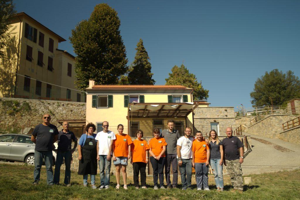 SantAnna Hostel gruppo