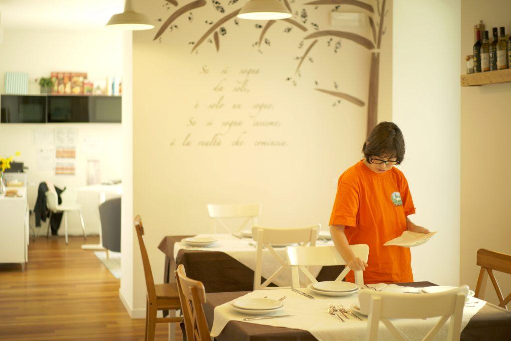 SantAnna Hostel ristorante