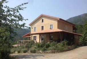 Il Filo di Paglia, la prima casa in paglia della Liguria