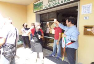 Sette produttori locali si uniscono e danno vita a un negozio-laboratorio a Km0
