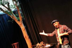 Il teatro dell'albero, un simbolo di rinascita artistica e comunitaria nell'imperiese