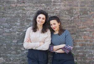 """Elena e Sara: la rivoluzione degli abiti usati per """"riformare"""" il sistema moda"""
