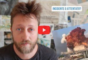 Esplosione a Beirut: tutto quello che sappiamo – Io Non Mi Rassegno #195