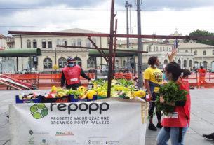"""Nei mercati rionali niente più sprechi alimentari con l'aiuto degli """"Ecomori"""""""