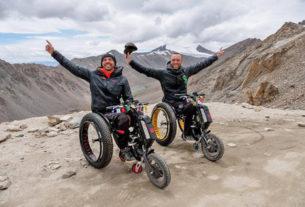 Viaggio Italia: l'avventura di Luca e Danilo da nord a sud in handbike