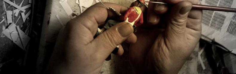 Alfio Ferlito Miniature