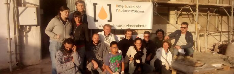 Associazione Rete Solare per l' Autocostruzione