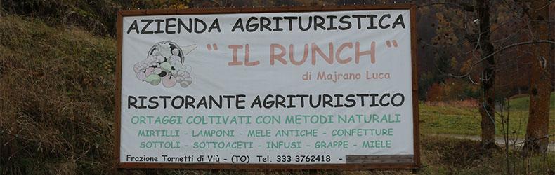 Azienda Agrituristica Il Runch