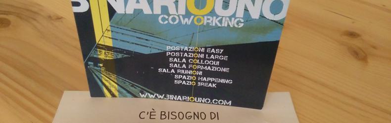 BinarioUno Coworking
