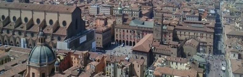 Bologna dentro porta in Transizione