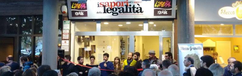 Bottega sapori e saperi della legalità- Corleone (PA)