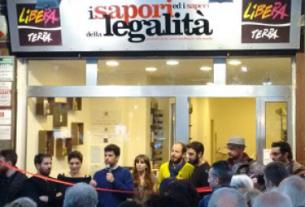 Bottega sapori e saperi della legalità – Palermo