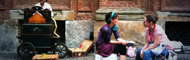 Chiara Trevisan – lettrice Vis  à  Vis