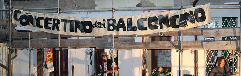 Concertino dal Balconcino